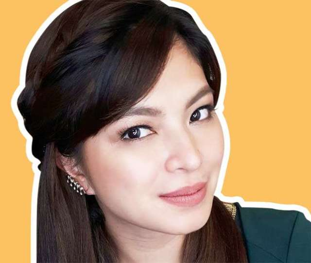 Lotd Angel Locsin Wore Long Hair For A Day And Heres How She Did It