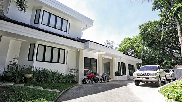 Richard Gomez And Lucy Torress Two Storey Modern Home RL