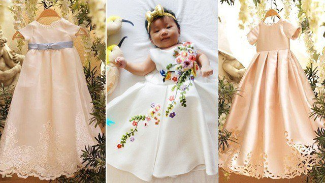 These Christening Gowns Are Family Heirloom Pieces In The