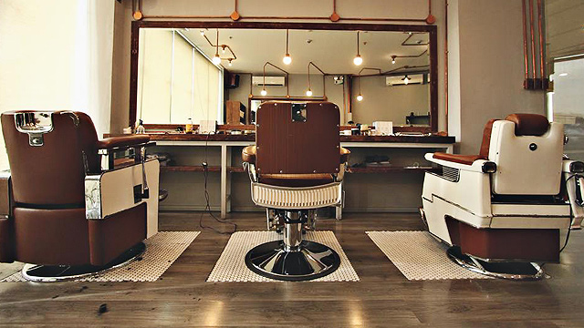 Barber Shop Old Fashioned Luxury