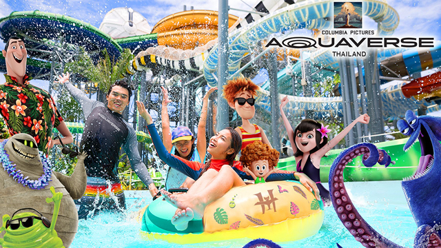 thailand theme park