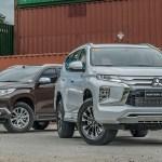 2020 Mitsubishi Montero Sport Specs Prices Features