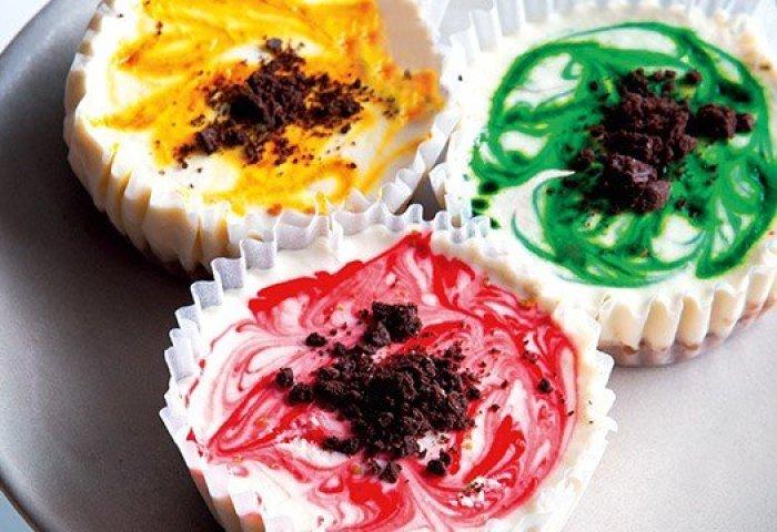 No Bake Cheesecake Cups Recipe