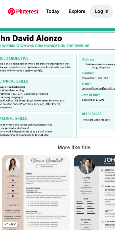 Emphasize your skills · 3. Sample Resume For Computer Engineer Fresh Graduate 20 Guides Examples