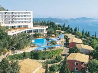 San Stefano Hotel, Benitses, Corfu, Greece. Book San ...