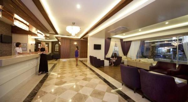 Xperia Grand Bali Hotel, Alanya, Antalya Region, Turkey ...