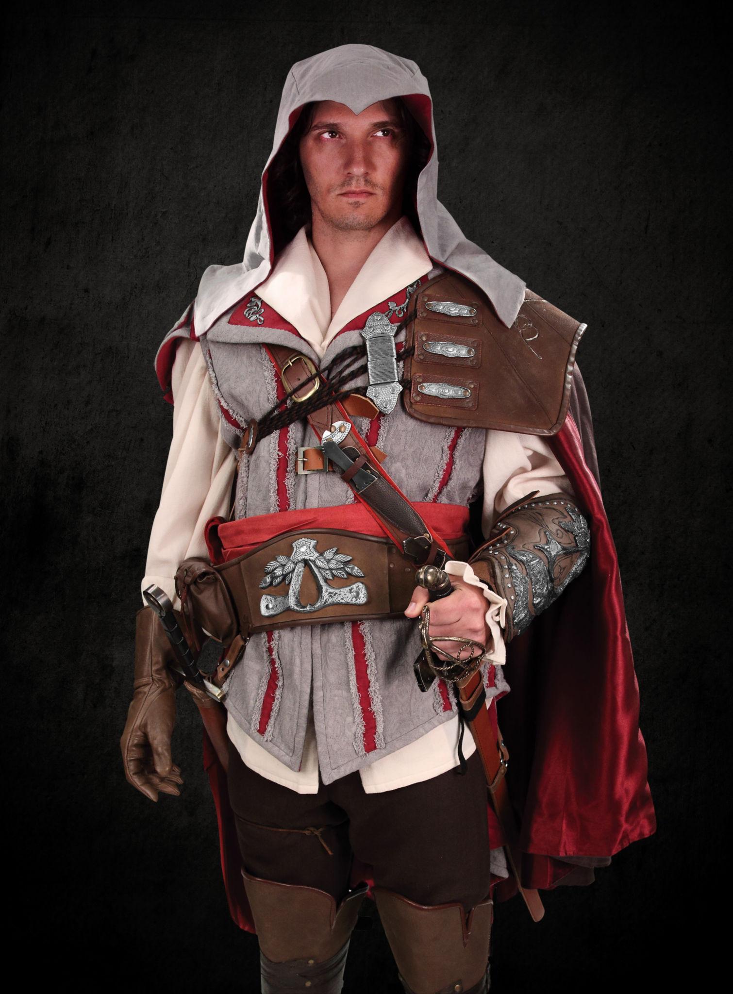 Ezio World Warcraft