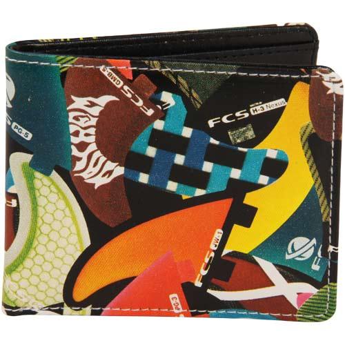 Lost Fins Wallet – Black