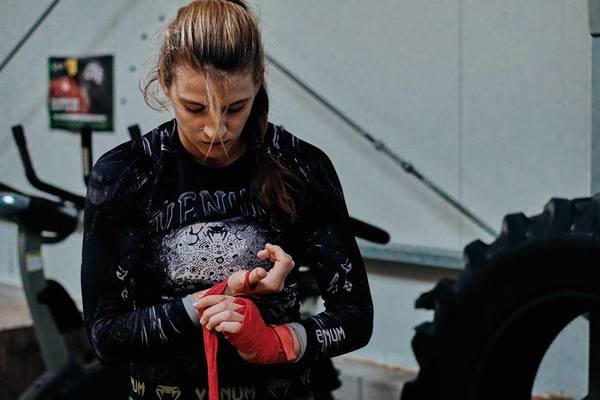 Oliwia Załuska | MMA Fighter Page | Tapology