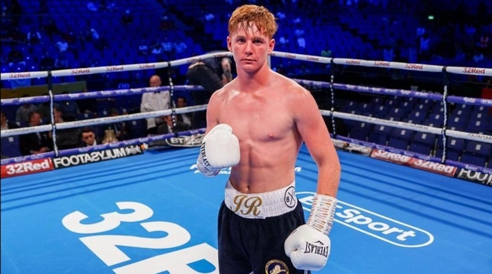 Give him a few years and Micky Burke may just develop into the real deal | Burke vs Cummings