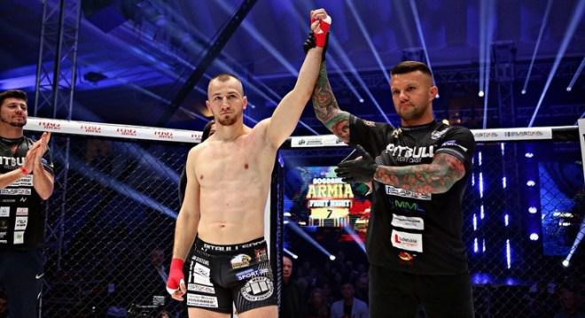 Sebastian Rajewski | MMA Fighter Page | Tapology