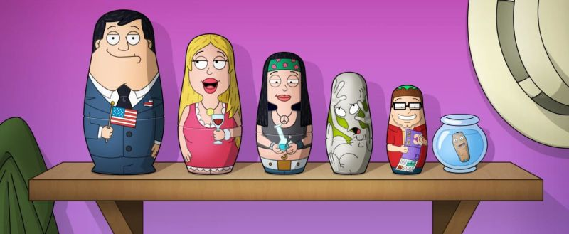 American Dad The Best Christmas Story Never Told