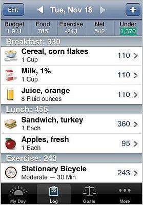 Lose It - Free iPhone App