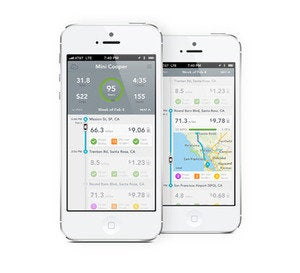automatic iphone app