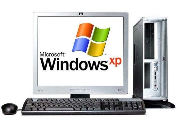 windows xp pc
