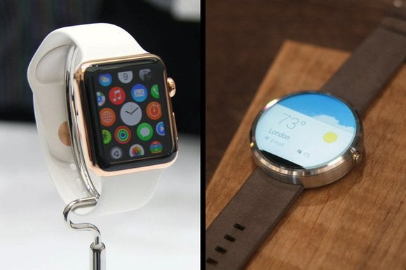 Apple Watch vs. Android Wear: A reality check | PCWorld