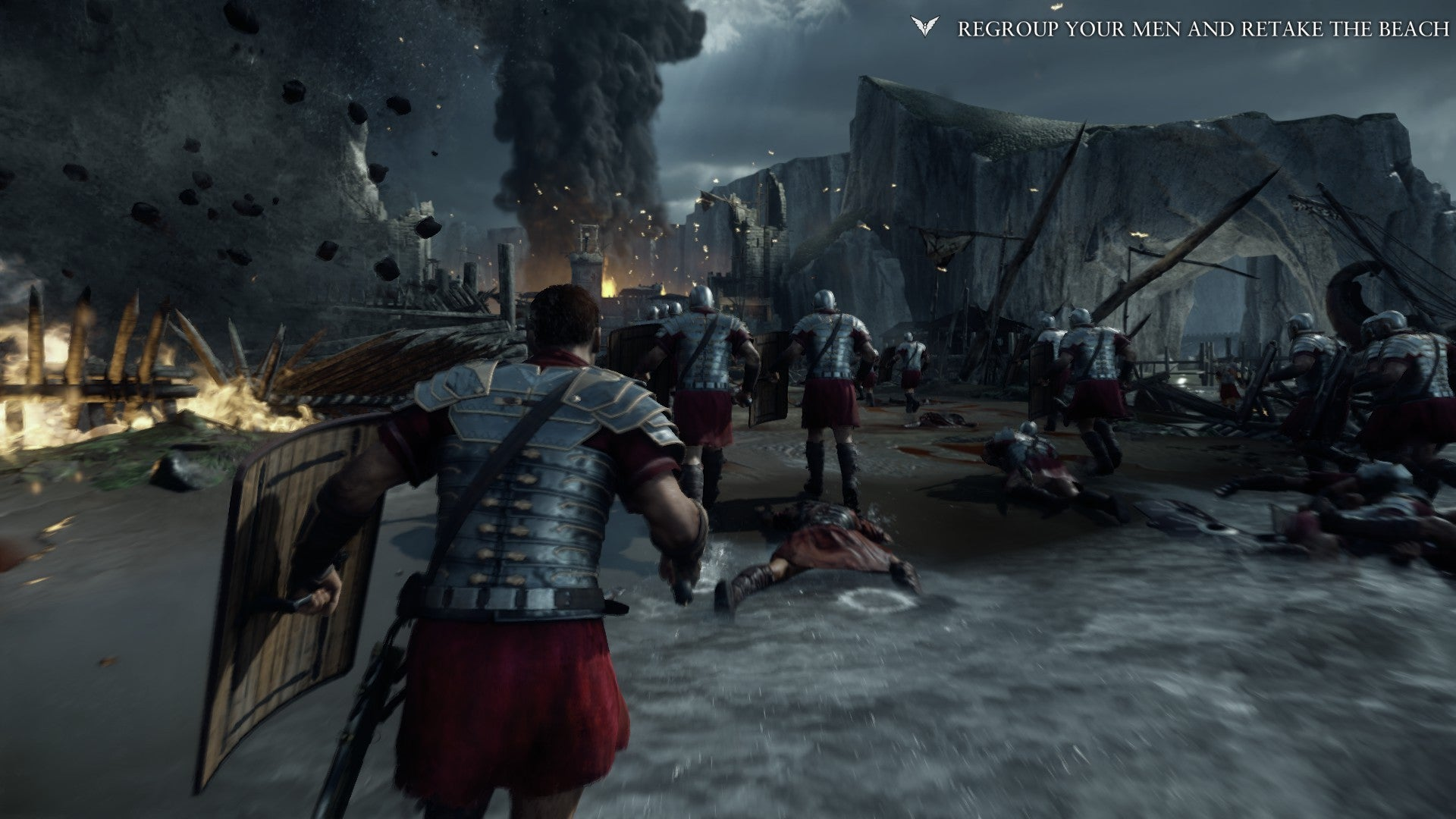 Ryse Son Of Rome PC Review This Gorgeous Game Tests Your System And Your Patience PCWorld