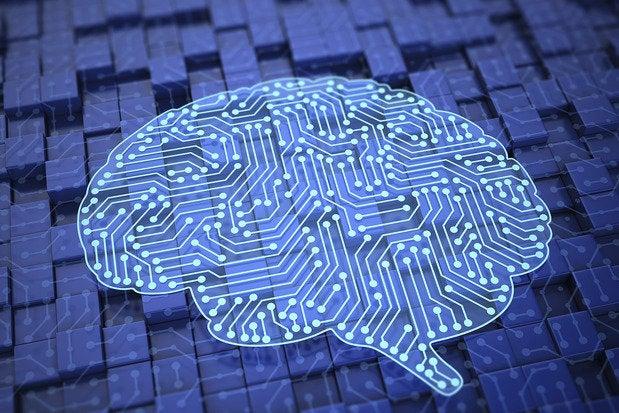 Artificial intelligence computer brain circuits