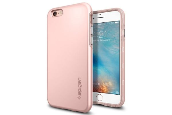 The Week in iPhone Cases: Spigen's Thin Fit Hybrid is ...