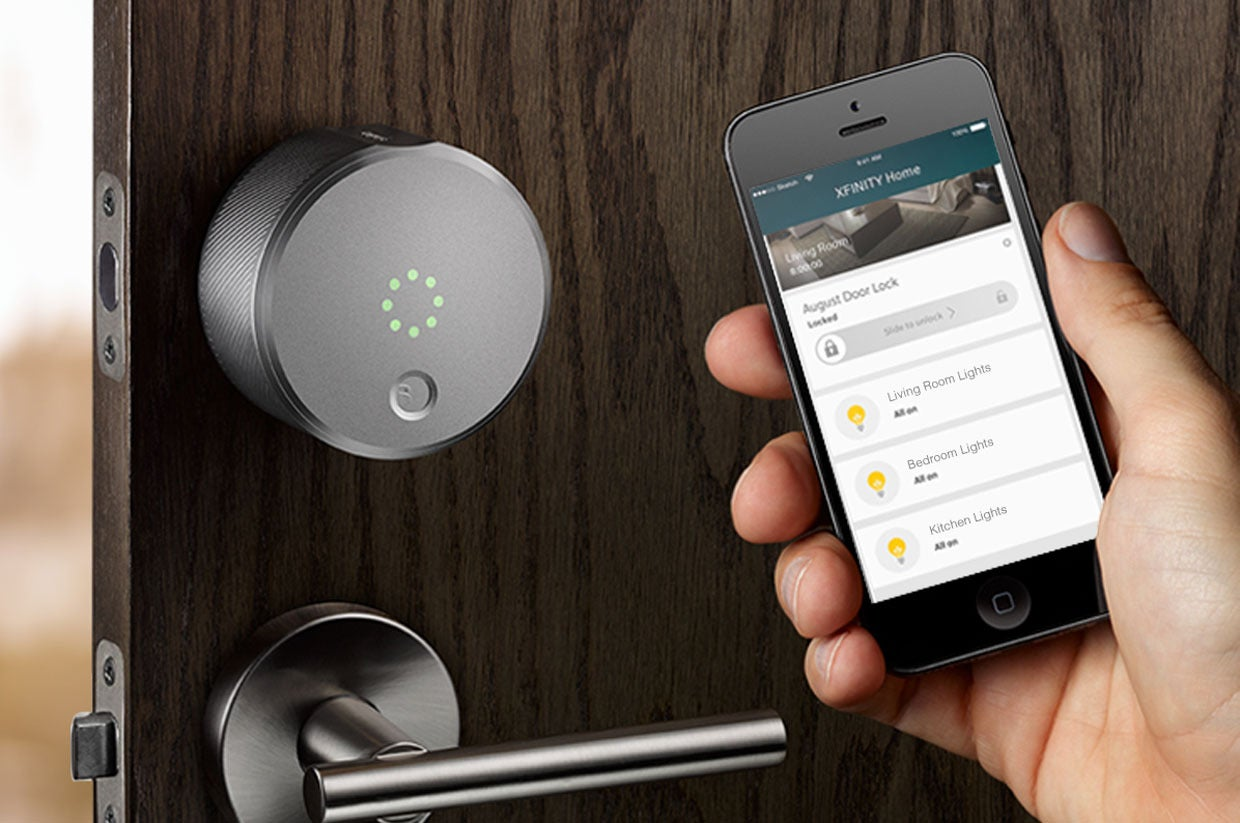 Best Self Monitoring Security System