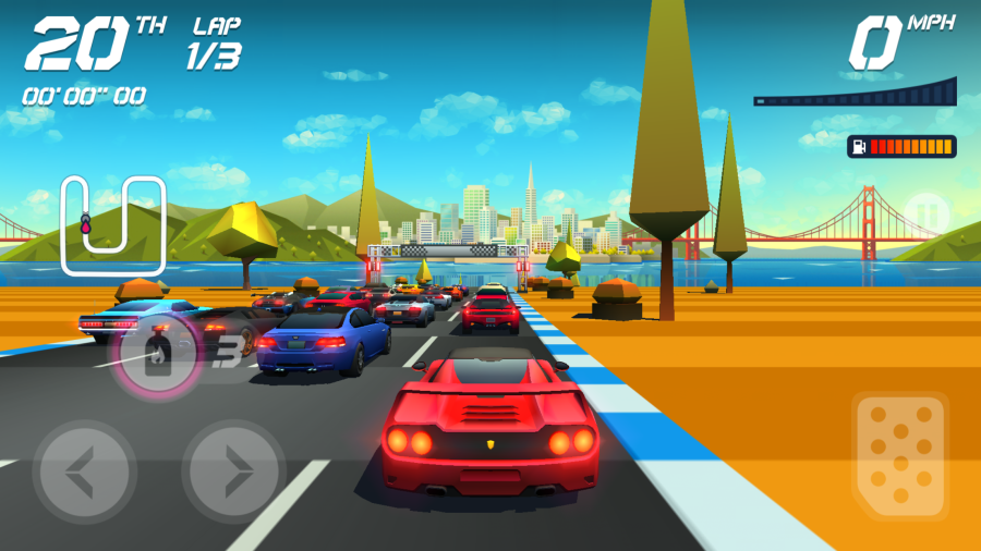 The 20 best iOS games of 2015   Macworld best ios games 2015 horizonchase  See larger image