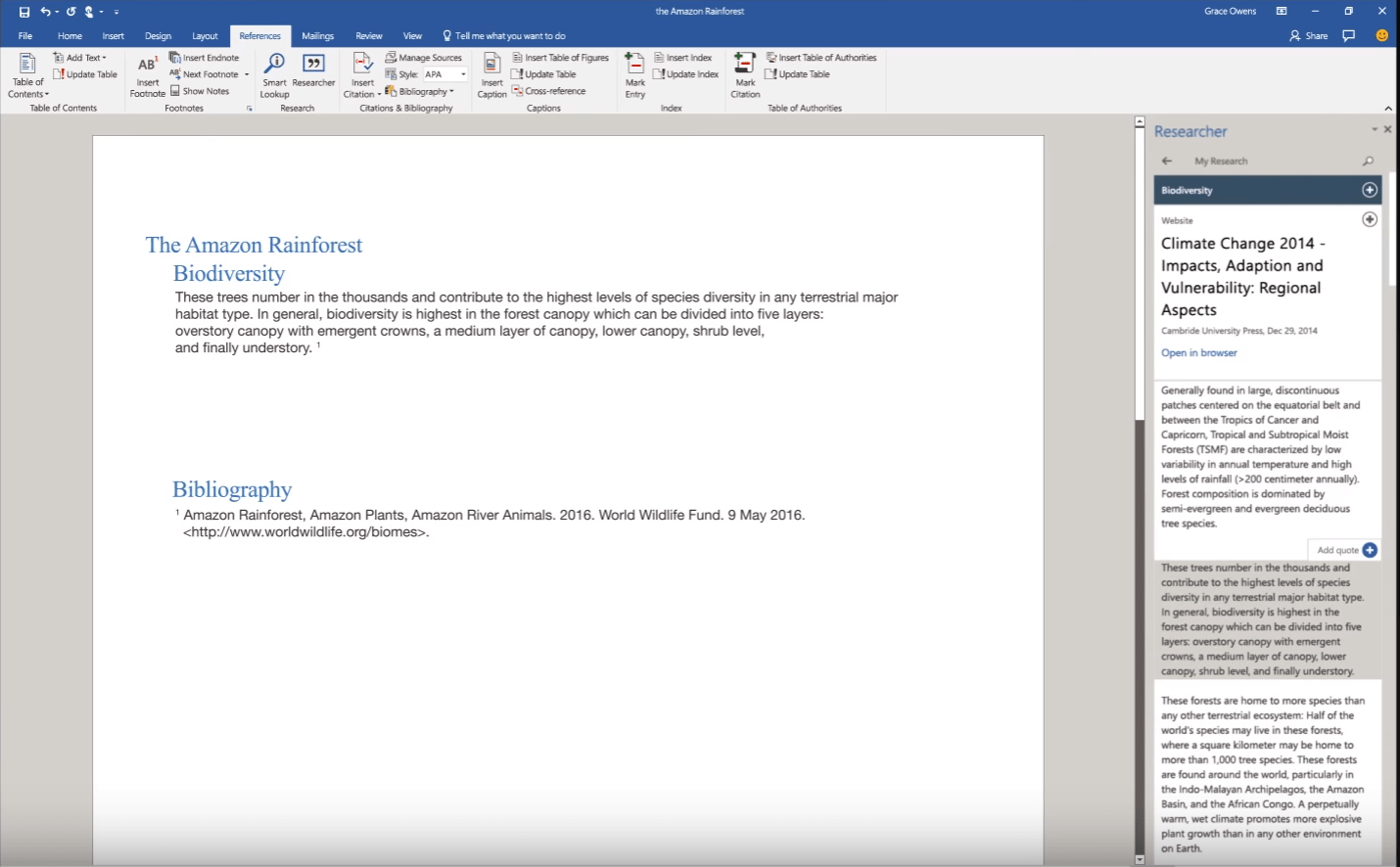 Microsoft Word Gains Powerful Editor Researcher Tools To