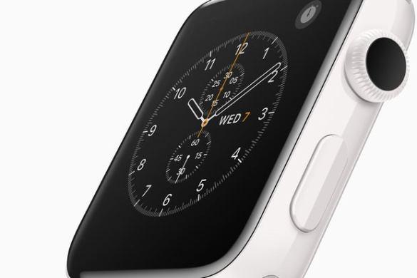 apple watch2 ceramic