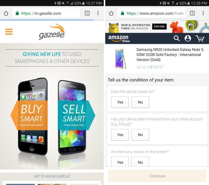 dispose phone 2016 sell