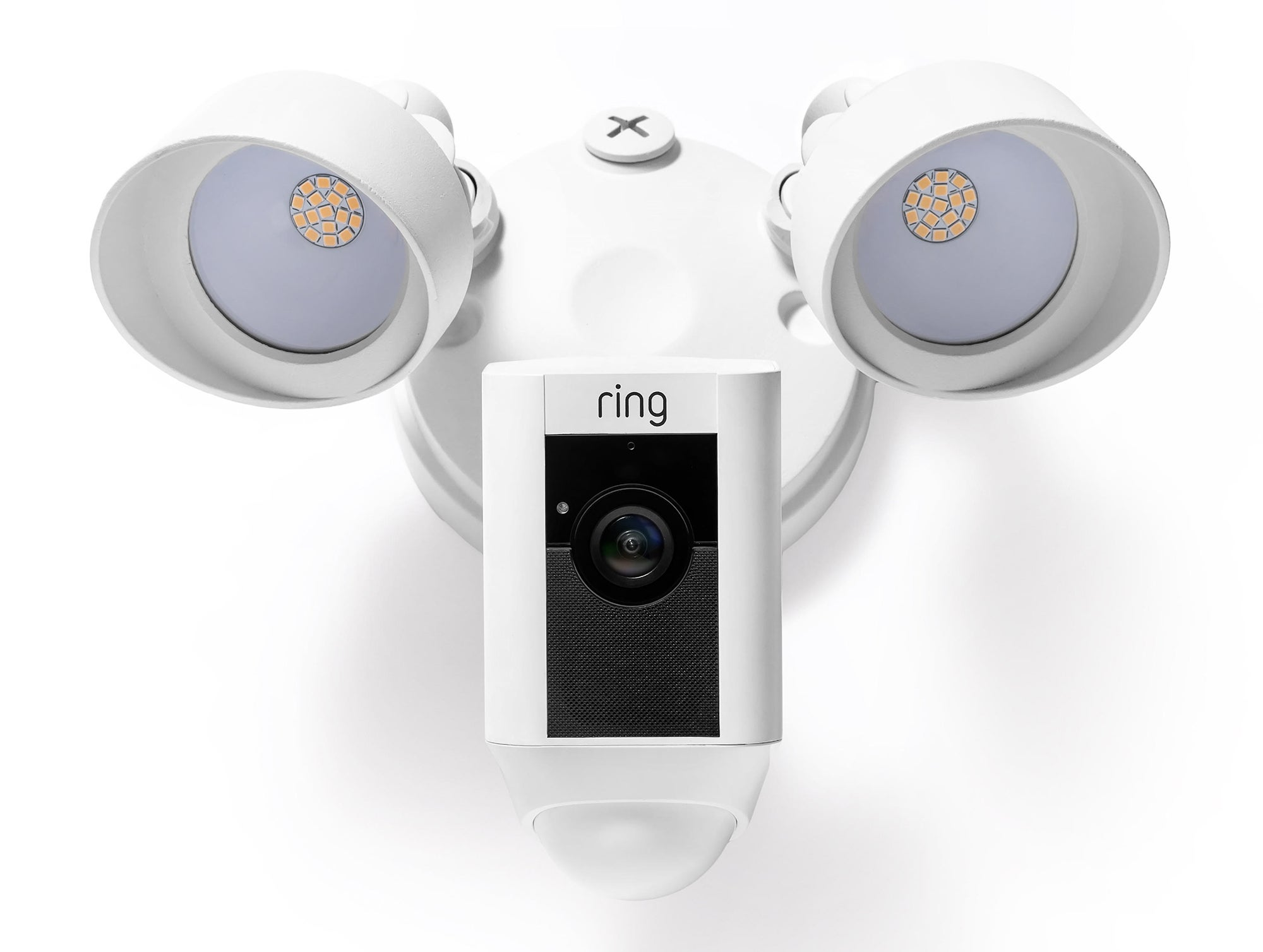 The Ring Floodlight Cam Uses Wi-Fi Video Recording And A