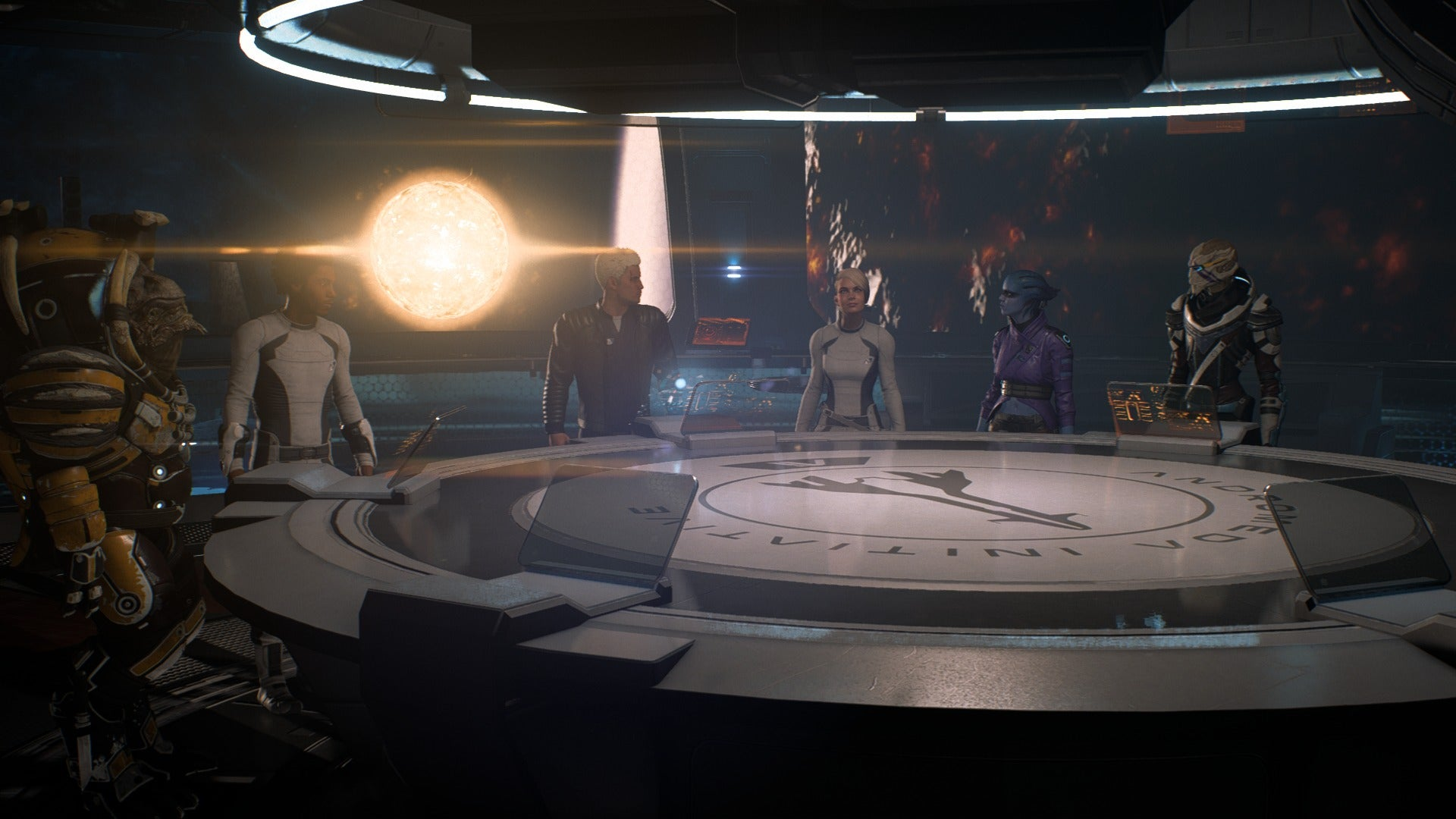Mass Effect Andromeda Review As Vast And Empty As Space