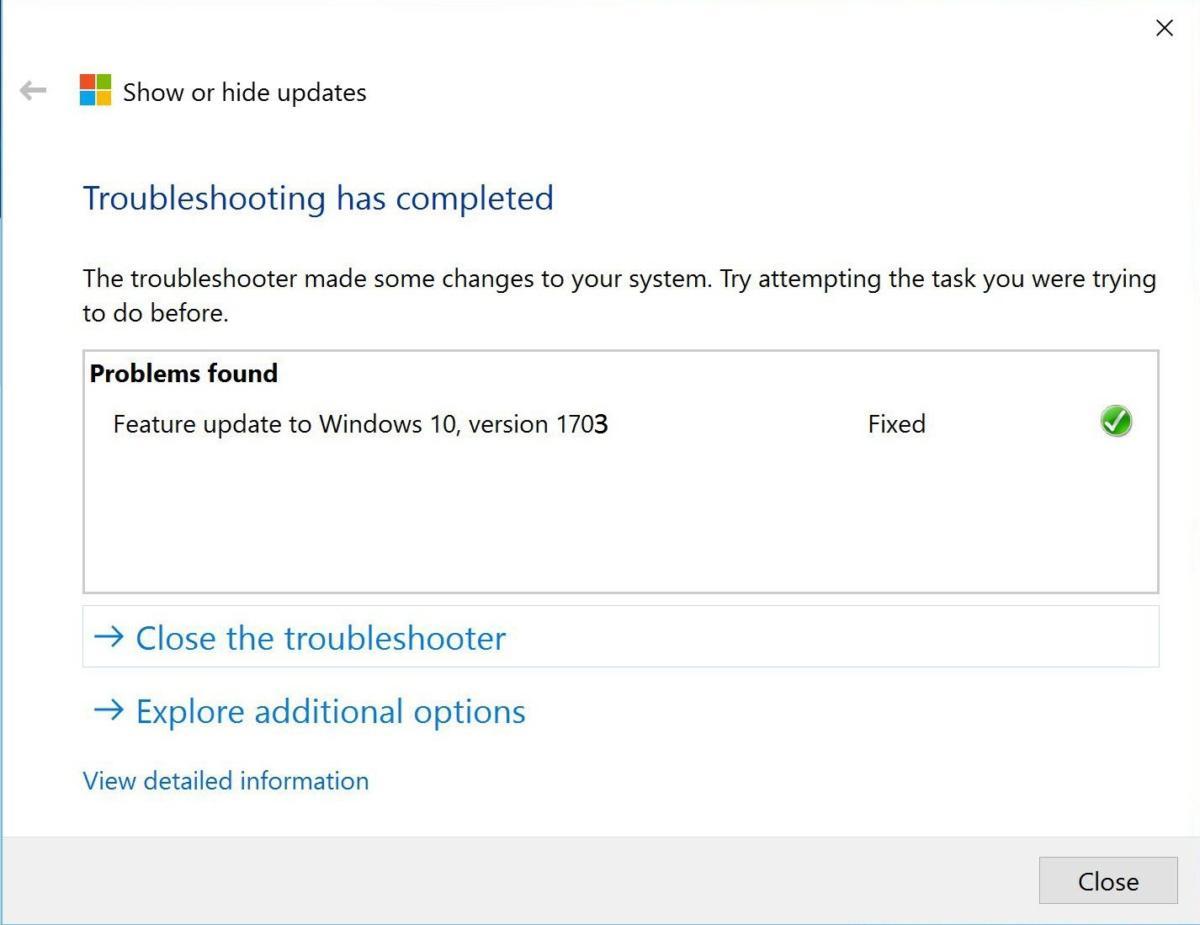 Ready Set Block Windows 10 Creators Update Arrives