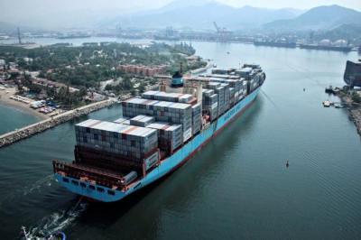 IBM, blockchain, Maersk