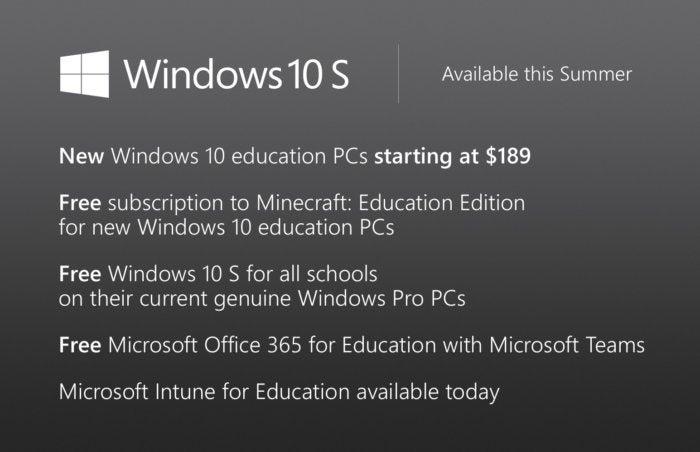 windows 10 s freebies
