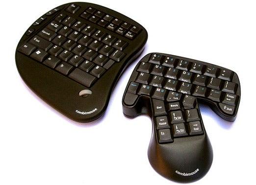 Old Microsoft Ergonomic Keyboard