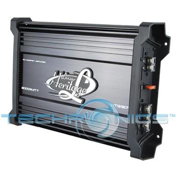 New Boss Ar1500m 1500w Mono Block Car Audio Amplifier Amp