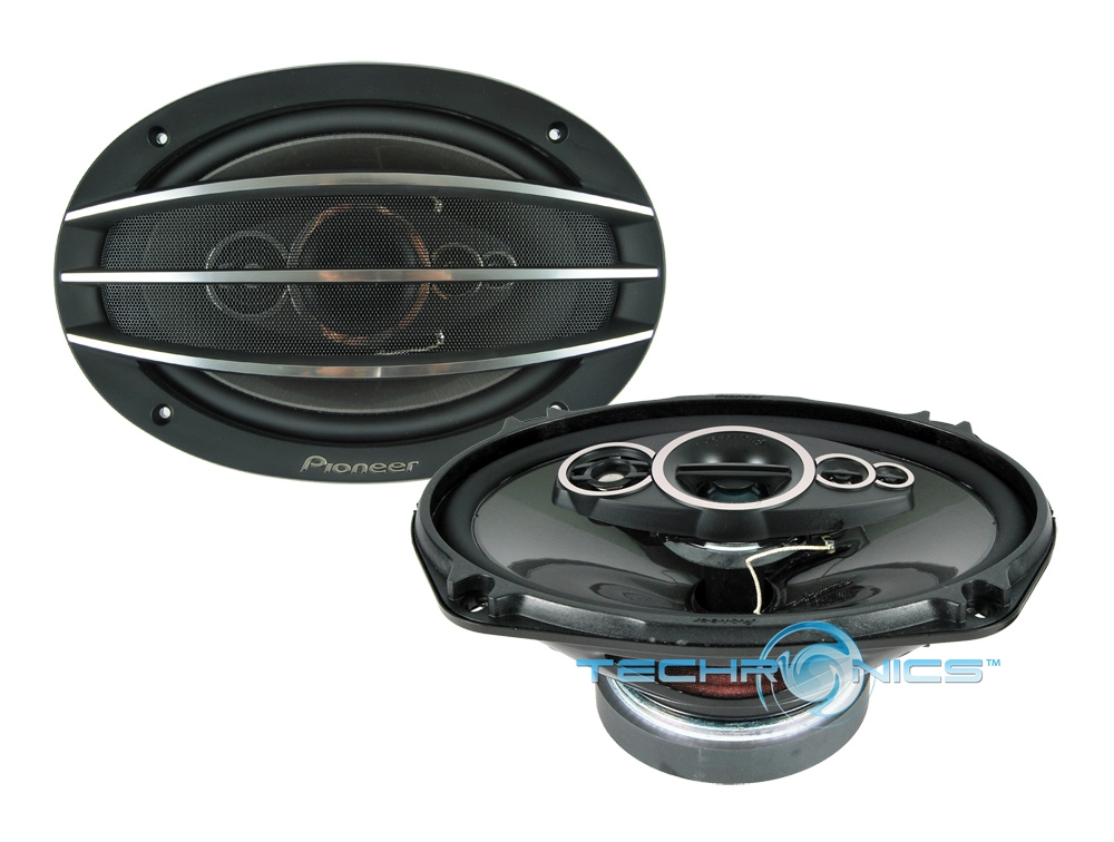 Pioneer 6x9 4 Way Speakers
