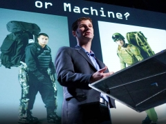 PW Singer on military robots and the future of war