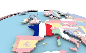 Francia, crescita record del debito pubblico a fine giugno