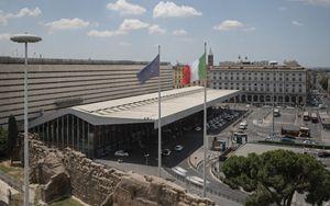 Stazione Termini, FS Italiane e Roma Capitale lanciano concorso per riqualificazione Piazza dei Cinquecento