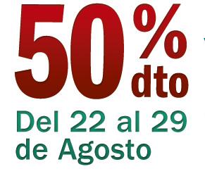 50% DTO