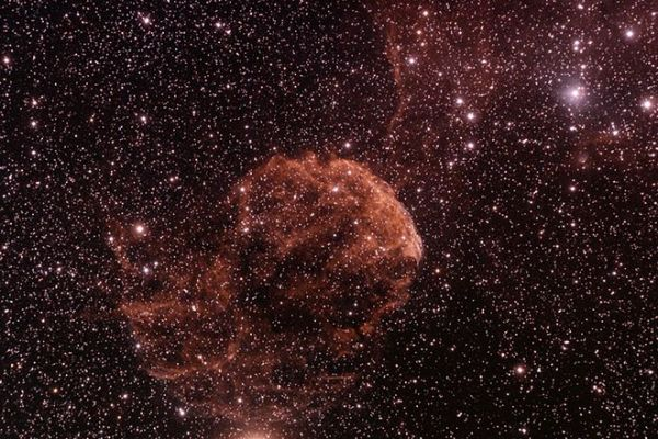 IC 443 Jellyfish Nebula | Astronomy Pictures at Orion ...