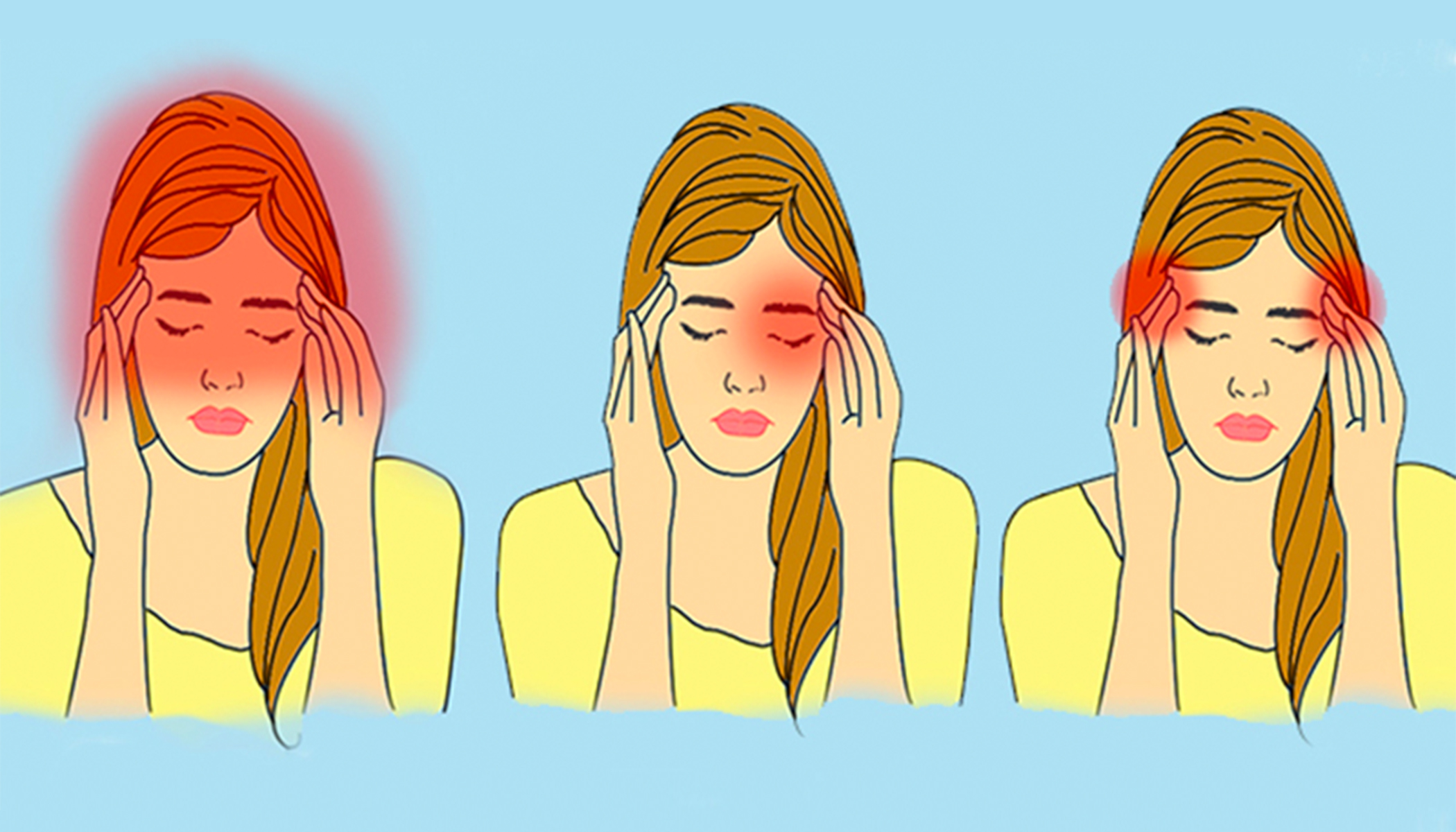 headache types and reasons