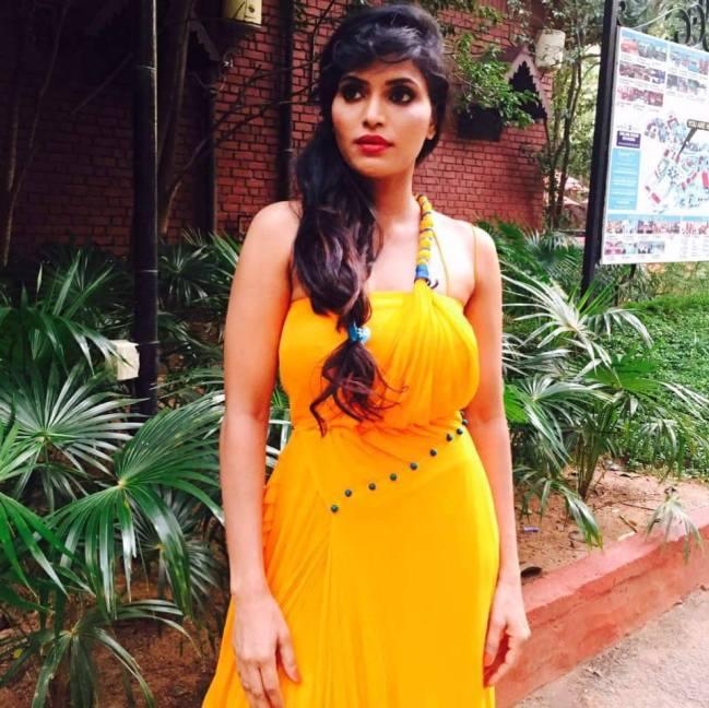 Actress Shree Rapaka Photo Gallery
