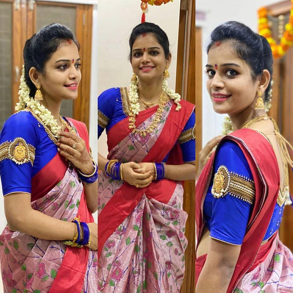 Telugu Serial Actress Maheshwari images 2
