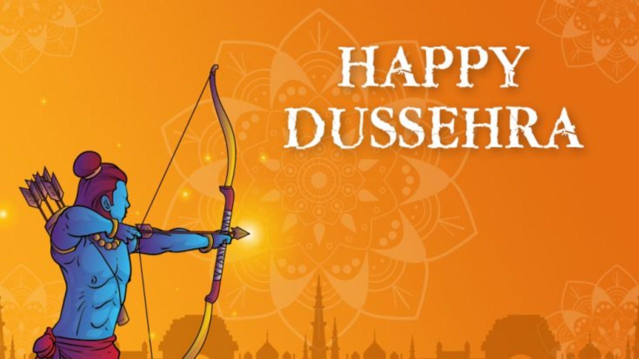 happy Dasara Telugu images