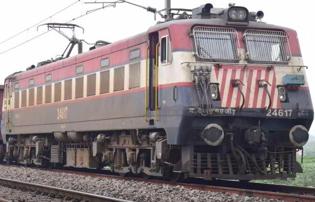 rail engine 3