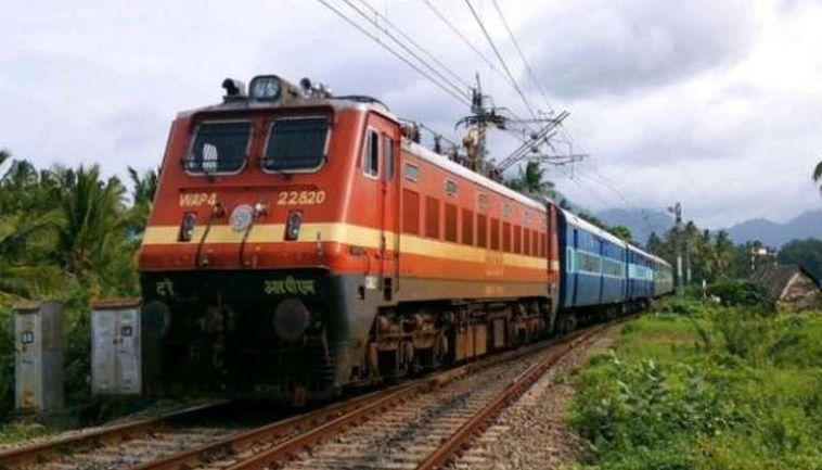 indian train 5
