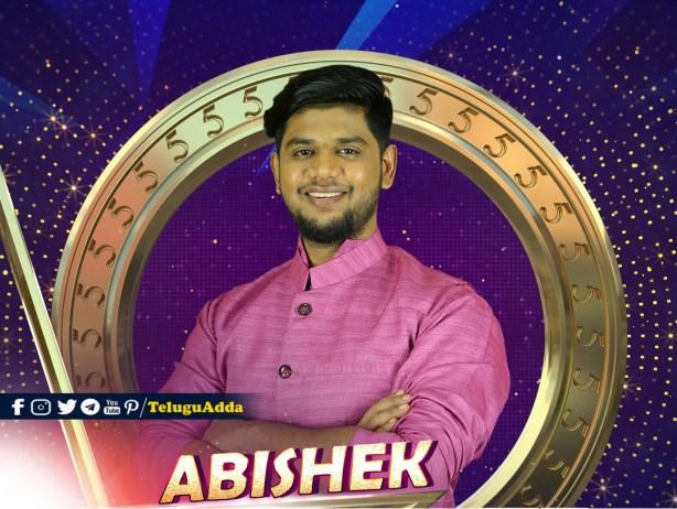 Bigg Boss 5 Tamil abhishek