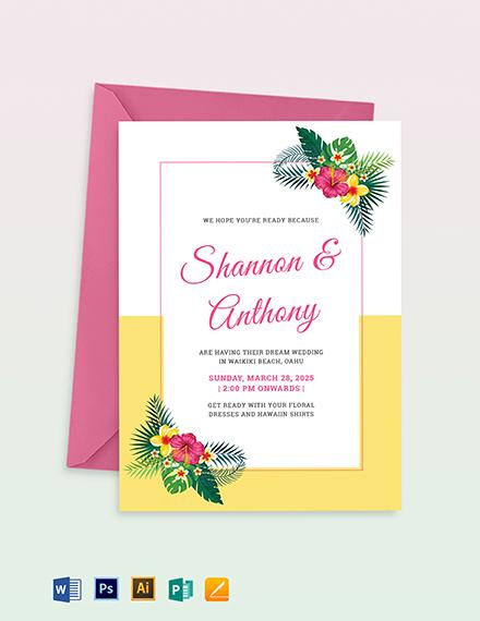 wedding invitation designs templates