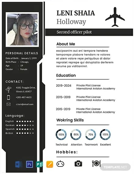 21 Free Creative Resume Templates Word Doc Psd